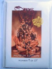 The Darkness #7 Wizard World Chicago Museum Edition Jay Company Comics Ltd 25